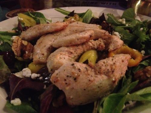 Blue Lagoon Dominican Chicken Salad