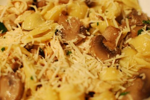 Mushroom Orechetti 2