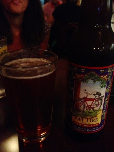 Fat Tire Welcome