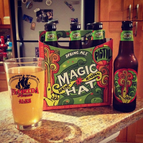 Magic Hat Pistil