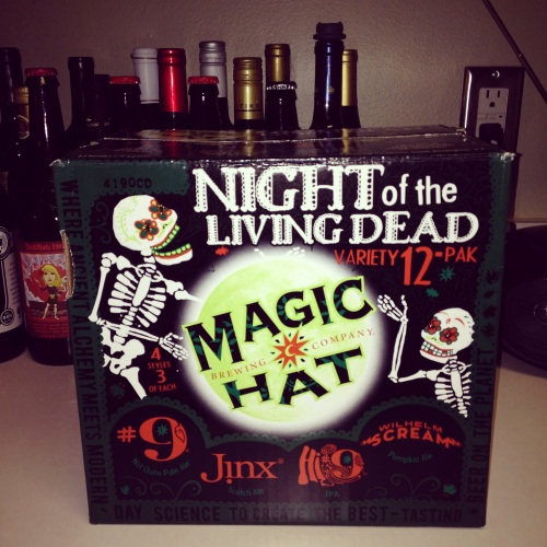 Magic Hat Fall Sampler