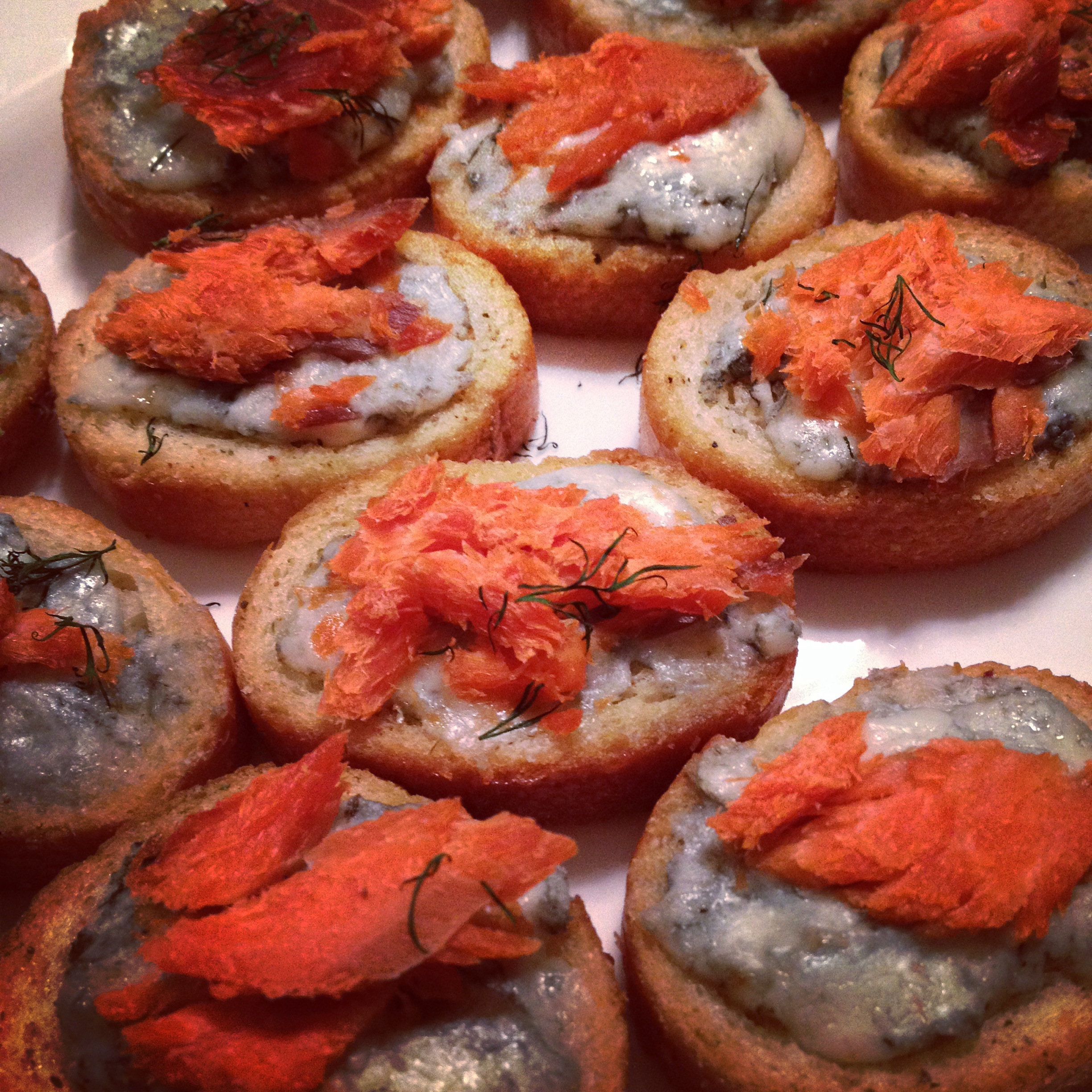 ... smoked salmon and goat cheese smoked salmon and goat cheese toasts