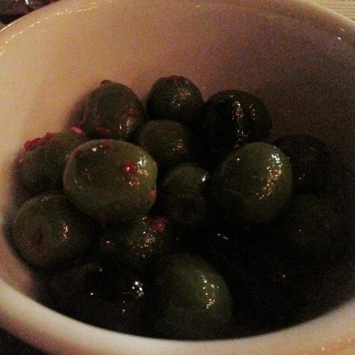 Olives at Porta