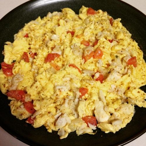 Lump Crab Eggs
