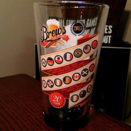 2015 Pint Glass 2