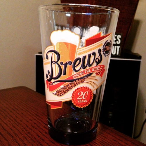 2015 Pint Glass