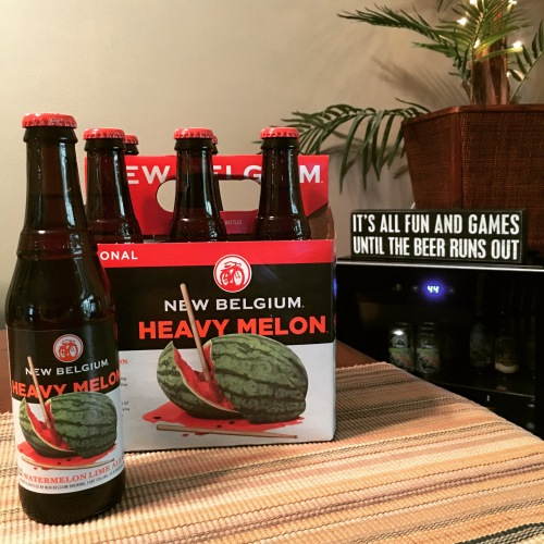 New Belgium Heavy Melon