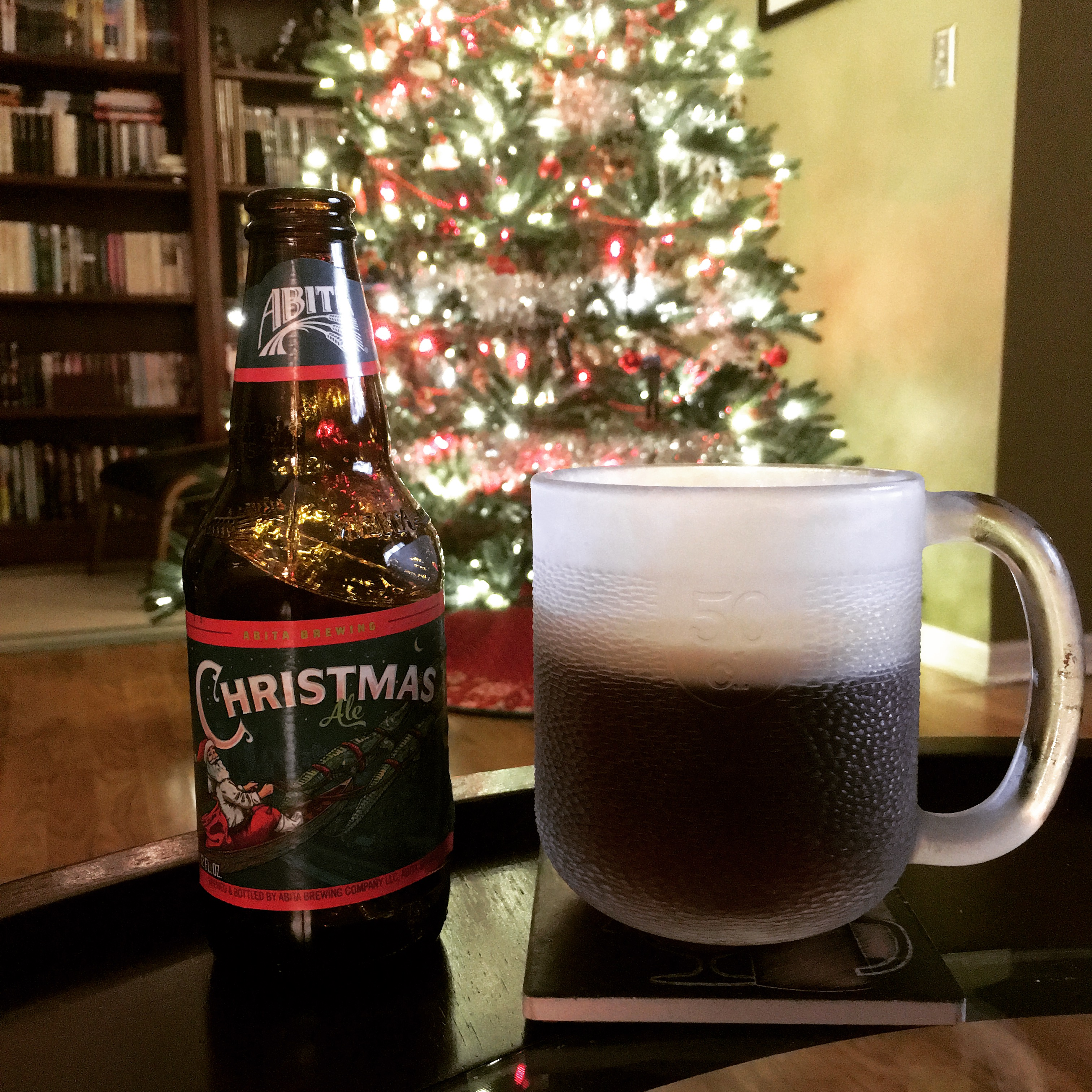 Bells Christmas Ale.New Beer Friday Two Fer Bell S And Abita S 2016 Christmas