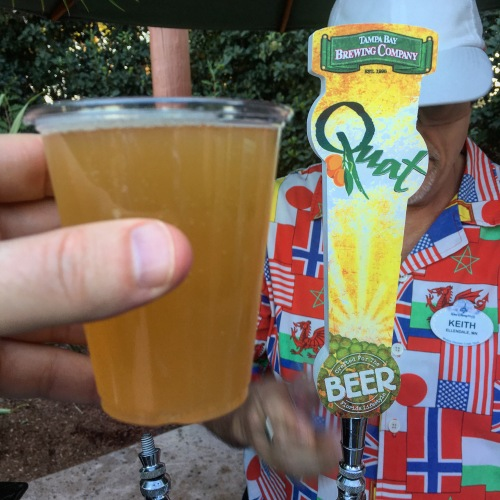 Tampa Bay Brewing Company Quat